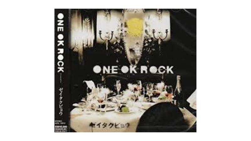 ONE OK ROCKの人気曲:欲望に満ちた青年団