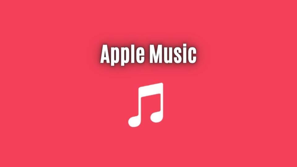 Apple Musicがおすすめの人